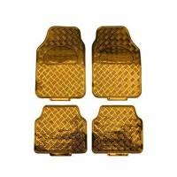 Tapete Cromado Dourado